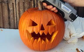 Pumpkin Carving With Dremel by Dremel Projects John Park