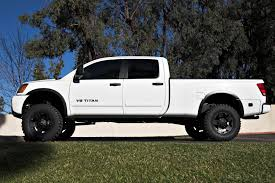 100 Long Bed Trucks Nissan Titan Lifted And Wheels Accessories