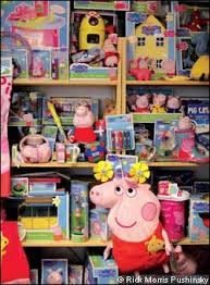 how peppa pig brought home the bacon financial times