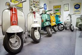 Classic Scooters For Sale Lambretta And Vespa Servicing And Repairs