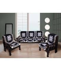 Black Sofa Covers Cheap by Fk 6 Seater Velvet Set Of 11 Sofa Covers Buy Fk 6 Seater Velvet