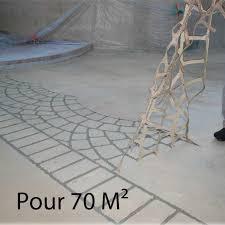 prix beton decoratif m2 kit béton imprimé