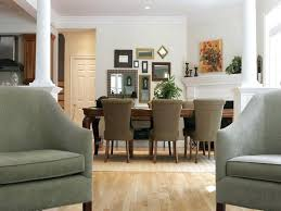 Living Dining Room Ideas And Decorating Of Well