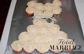 Wedding Dress Cupcakes Foodmarriage