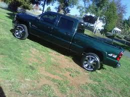 Calling ALL GREEN Trucks