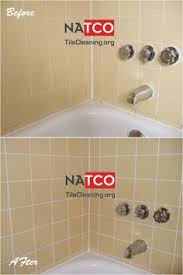 Regrout Old Tile Floor by Regrouting Old Style Pink Shower Tiles Re Grouting U0026 Re