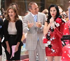 Nbc Matt Lauer Halloween by Natalie Morales And Matt Lauer Photos Photos Katy Perry Performs