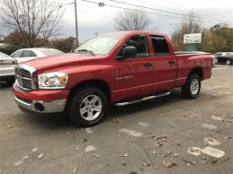 2007 Dodge Ram 1500 SLT Quad Cab 2WD For Sale In Winston-Salem