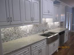 granite countertops white custom home design