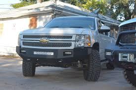 100 Truck Bumpers Chevy Boondock Elite Bumper With Boondock Dominator Winch Bumper In The