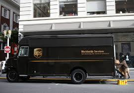 100 Ups Truck Toy UPS Freight Drivers May Go On TeamsterAuthorized Strike Fortune