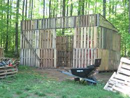 Pallet Shed Ideas