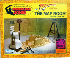 Kenner Indiana Jones Action Figures Guide And Checklist