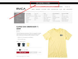 Rvca Coupon Codes / Brand Discount Honda Of The Avenues Oil Change Coupon Go Fromm Code Shopcom Promo Actual Whosale Vineyard Vines Coupons Extra 50 Off Sale Items At Rue21 Up To 30 On Your Entire Purchase National Corvette Museum Store Vines December 2018 Redbox Deals Text Webeasy Professional 10 Da Boyz Pizza Fierce Marriage Discount Halloween Chipotle Vistaprint T Shirts Coupon Code Bydm Ocuk Oldum Ux Best Practice The Allimportant Addtocart Page