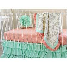 Teal And Coral Baby Bedding by Best 25 Baby Bedding Ideas On Pinterest Bedding Baby