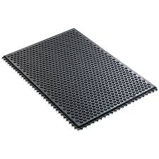 desco 40931 statfree i conductive rubber interlocking floor mat