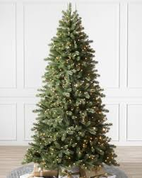 Nordic Fir Artificial Christmas Tree 6ft by Artificial Christmas Trees On Sale Balsam Hill