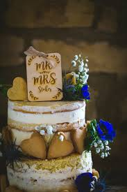 A Beautiful Yorkshire Barn Wedding With Rustic Touches And