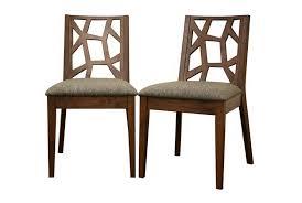jenifer modern dining chair affordable modern design baxton studio
