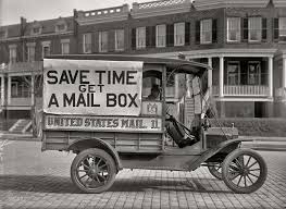 U.S. Mail Truck In 1916 - Ghosts Of DC Junkyard Find 1982 Am General Dj5 Mail Jeep The Truth About Cars Us Postal Service Logging All For Law Enforcement Huffpost Ertl Truck Ford 1913 Model T By Crished Life On Zibbet Autos Of Interest 1987 Grumman Llv Usps Lanier Brugh Cporation Fileunited States Truckjpg Wikimedia Commons Congress Votes To Keep Saturday Delivery Msnbc Delivers The World Your Doorstep Will Make Deliveries Christmas Day Wltxcom Museum Store Postal Worker Found Fatally Shot In Mail Truck Dallas