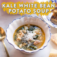 Crock Pot Potato Soup Mama by Honeysuckle Kale White Bean Potato Sausage Soup