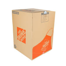 100 Home Depot Truck Rental Price List The 24 In L X 24 In W X 34 In D Wardrobe Moving Box