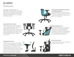 Extended Height Office Chair by Desk Chairs Correct Posture Desk Chair Improve Office Good
