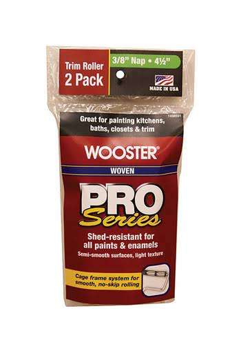 Wooster Pro Woven Roller Cover - 4-1/2""