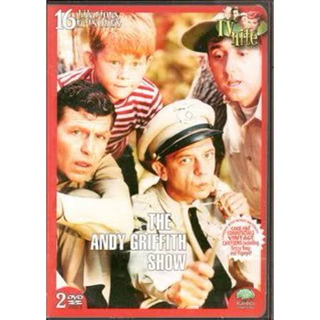 The Andy Griffith Show: 16 Episodes - DVD