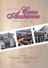casa azzura pizzeria schlüchtern restaurant reviews