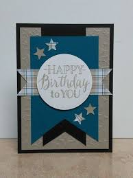 487 best Stamping Ideas Masculine cards images on Pinterest