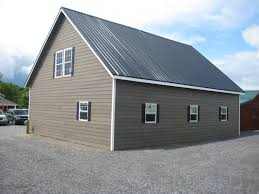 Woodtex Sheds Himrod Ny by 30x40 Two Story Deluxe Onsite Garage 61833 Woodtex