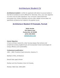 Sample Unusual Graduate School Rhbrackettvilleinfo Resume Samples For Architecture Students Architect