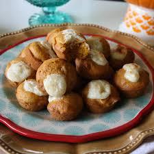 Pioneer Woman Pumpkin Puree by Mini Pumpkin Cream Cheese Muffins U2014 The Cookery Wife