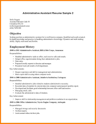 9+ Executive Assistant Resume Objective | Precis Format 10 Examples Of Executive Assistant Rumes Resume Samples Entry Level Secretary Kamchatka Man Best Grants Administrative Assistant Example Livecareer Mplates 2019 Free Resume Objective Administrative Sample For Positions Letter Adress Executive Sample Monster Objective Awesome 96 Attractive Beautiful Personal And Skills List