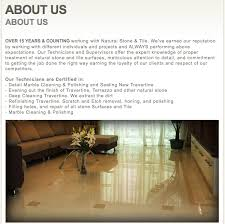tile restoration and cleaning services west los