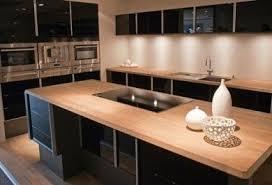 wie soll die verschiedenen arbeitsplatten in der küche