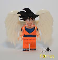 DSC 0331 Jelly Kones Tags Lego Goku Saiyan Dbz Dbs Dragon Ball Super Z