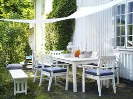 large patio table and chairs ikea outdoor dining table attractive large outdoor table and