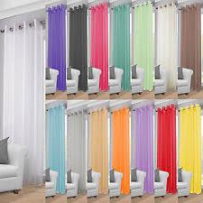 voile net curtains ebay