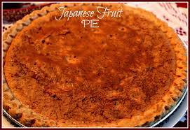 Japanese Pumpkin Pie Recipe by Sweet Tea And Cornbread Japanese Fruit Pie