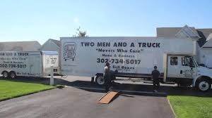 100 2 Man And A Truck TWO MEN ND TRUCK Delaware South YouTube
