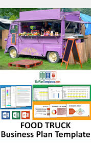100 Starting Food Truck Business Ing Company Ess Plan Template