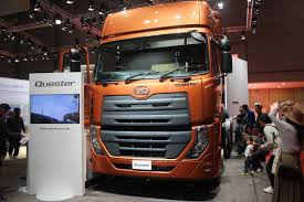 UD Trucks Showcases Trucks At Tokyo Show | Truck & Bus News