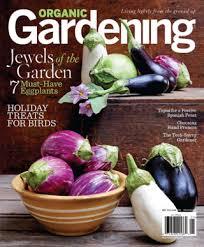 Organic Gardening Magazine Media Kit Info