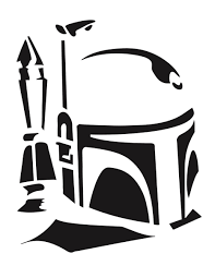 Easy Minion Pumpkin Carving Template by Carve These Star Wars Pumpkins You Shall Boba Fett Stenciling