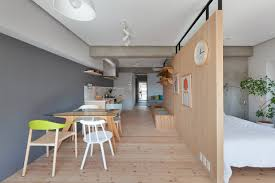 100 Apartments In Yokohama The Apartment Renovation From A Sinato Studio In