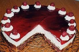 kirsch quark torte