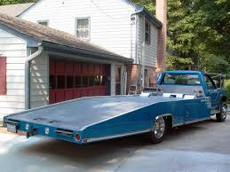 100 Truck Bed Ramp Car Hauler I Want To Build This Truck Grassroots
