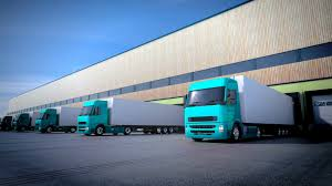 Unloading Cargo. Trucks Transportation Logistics Goods Shipping ... Warehouse And Cargo Truck Shipping Royalty Free Vector Image Crane Stacking Containers From In Port Stock Photo Crane Truck 3d Lamp 8 Changeable Colors Big Size Free Shipping Blog Lantech Freight Vehicle Transport Rates Services 20ft 40ft Shipping Flatbed Container Trailer For Sale Buy Images Road Traffic Car Automobile Driving Travel A Trucker Shortage Making Goods More Expensive Is Getting Worse Alphabets Waymo Is Entering The Selfdriving Trucks Race With Its Reefer Vs Dry Ltl Cannonball Express Transportation Options Fht Auto On Sky Background